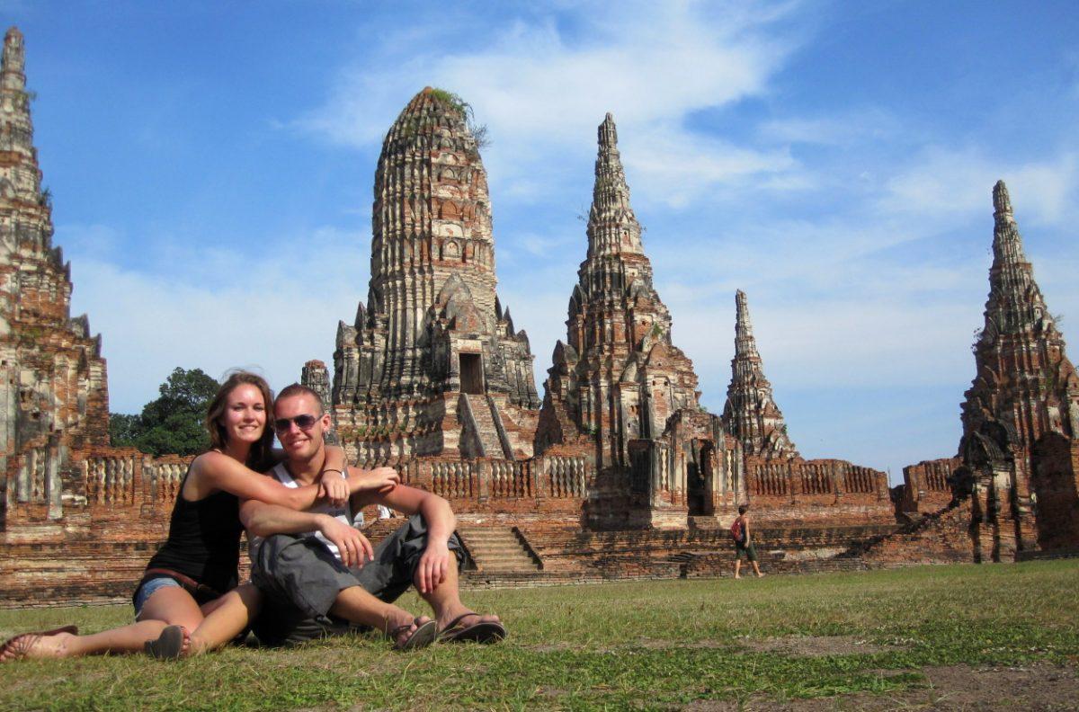 welke plekken bezoeken thailand