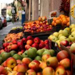 food #market #fruit #apple #street #streetview #travel #traveller #holiday #trav