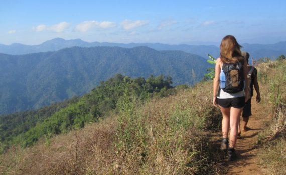Trekking Azië schoenen