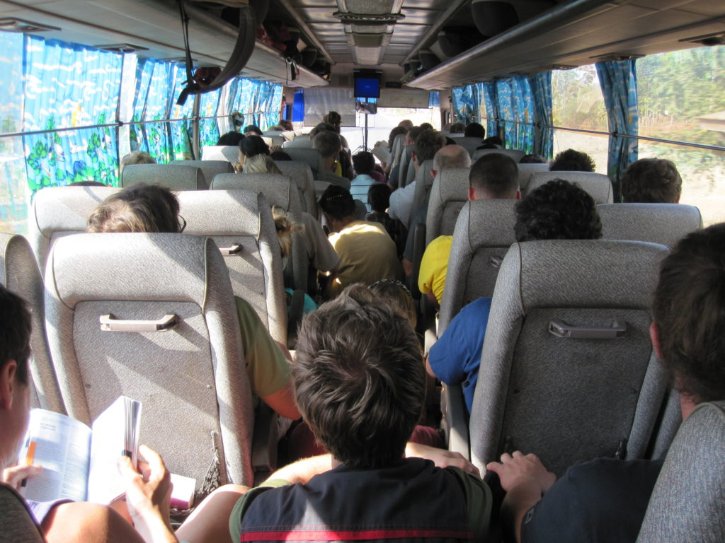 lange busreis tips