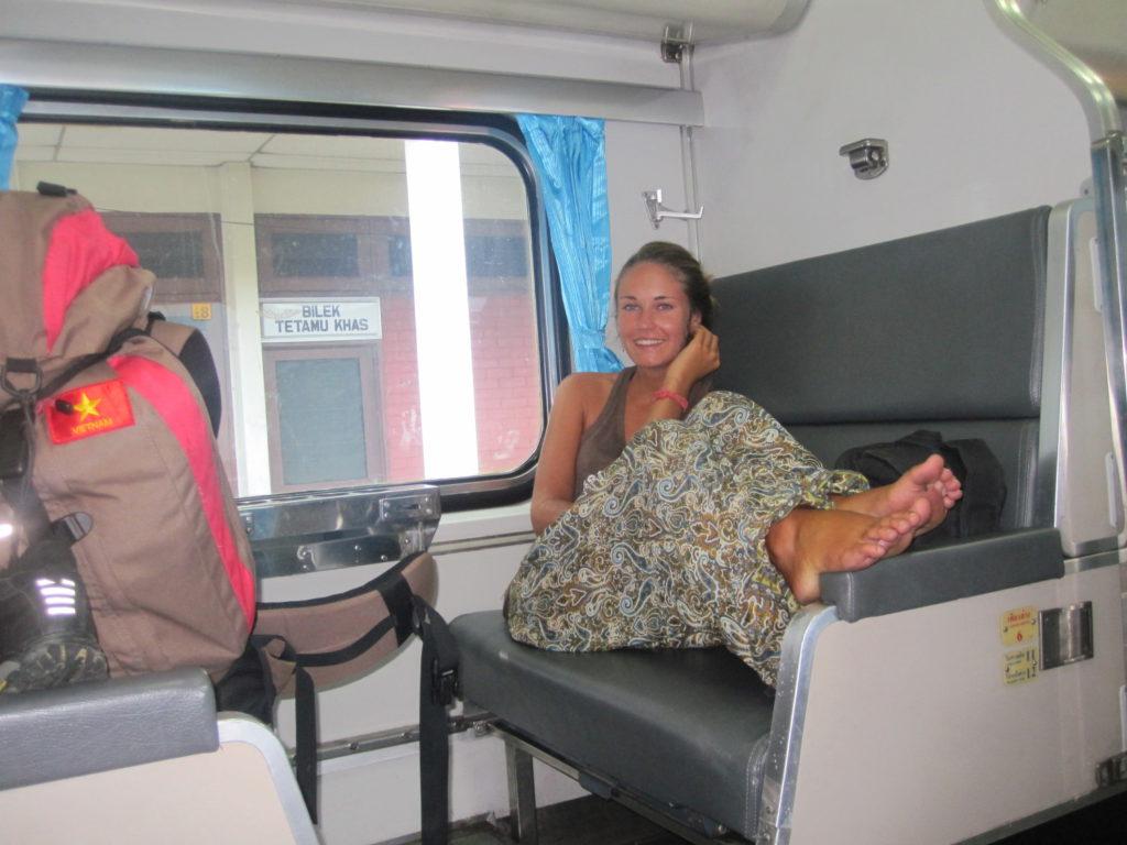 trein van maleisie naar thailand
