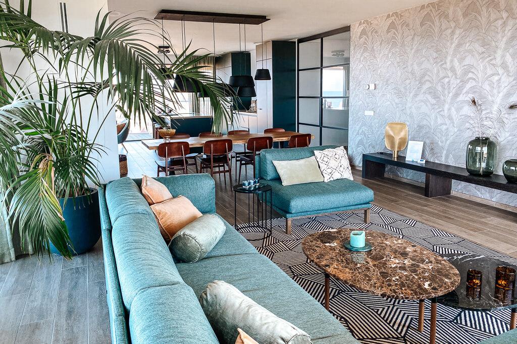 luxe appartement aan zee nederland