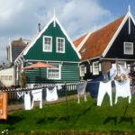 Toerist in eigen land: Volendam en Marken