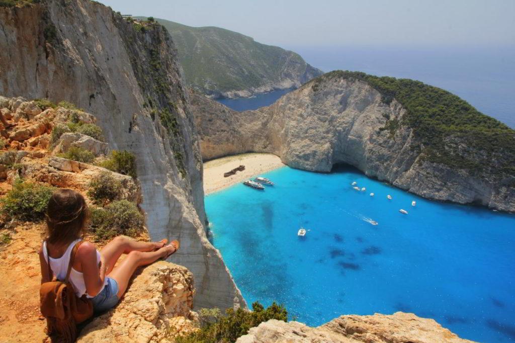 vakantie Zakynhos Griekenland