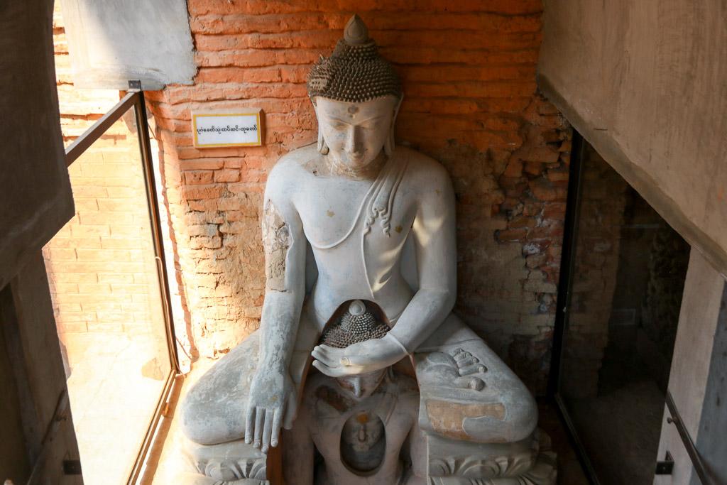 Ta Moke Shin Pin Shwe Gu Gyi pagoda