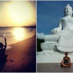 Tien dagen stilte: Mediteren in Thailand