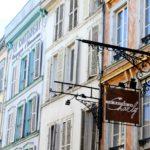 Als godin in Frankrijk in romantisch Troyes