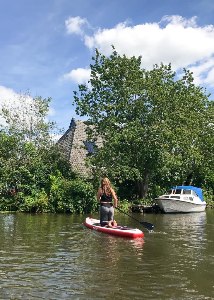 activiteiten friesland watersport