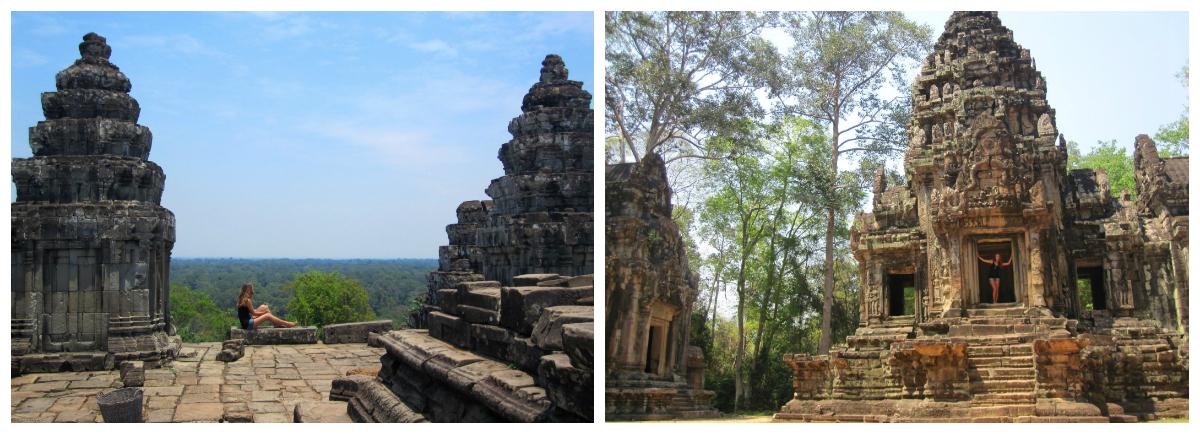 mooiste tempels van Angkor