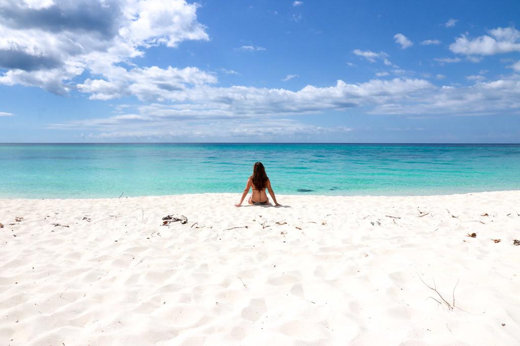 aguilas beach dominicaanse republiek