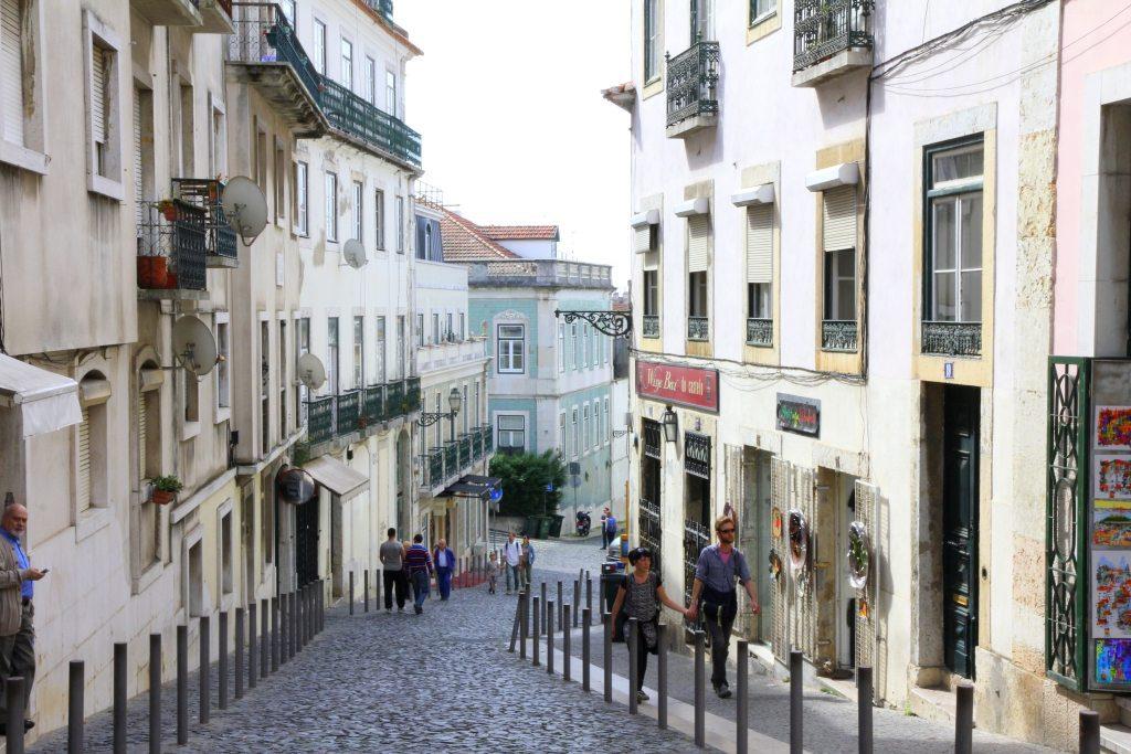 lissabon wijken waar hotel