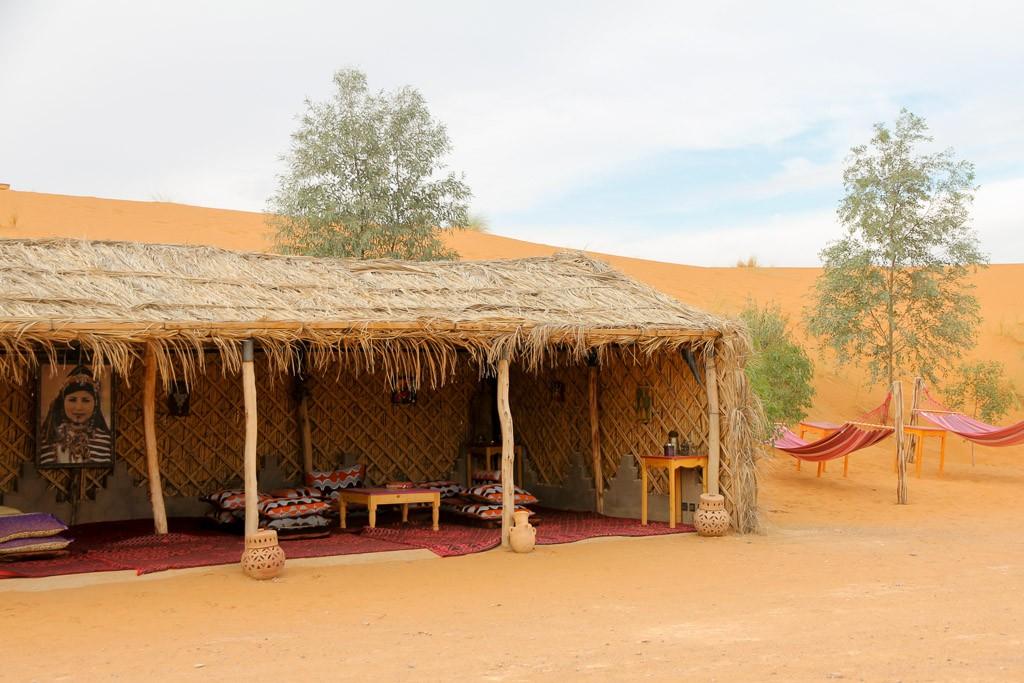 Ali & Sara's Desert Palace Merzouga Marokko