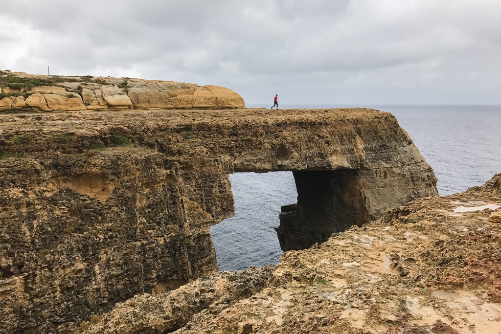 alternatief azure window gozo wied il mielah