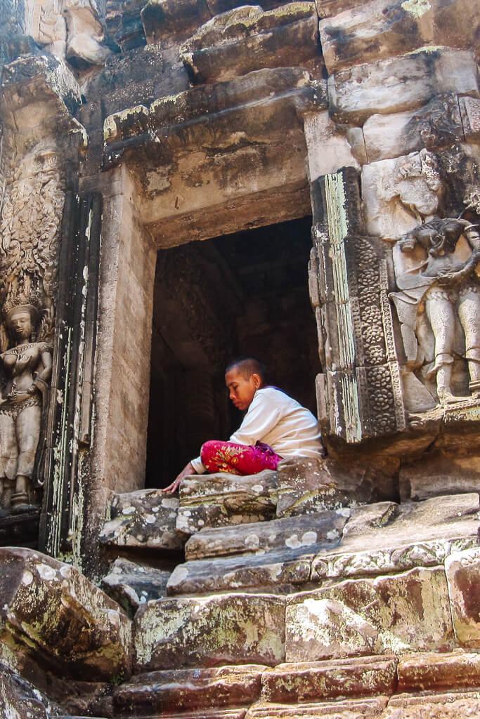 tempels cambodja seam reap