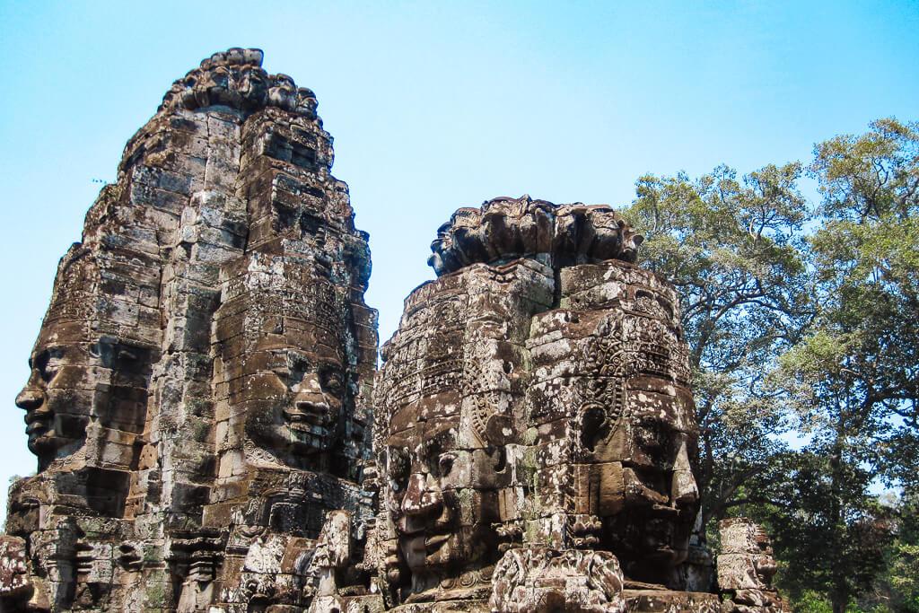 reisroute cambodja