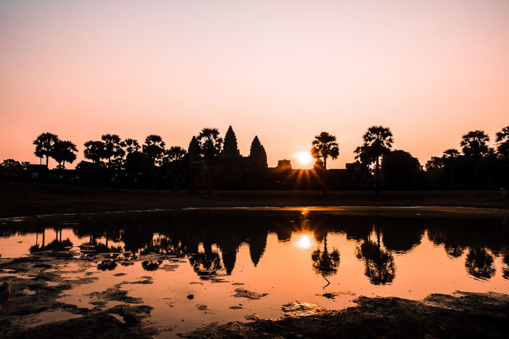 cambodja tempelcomplex