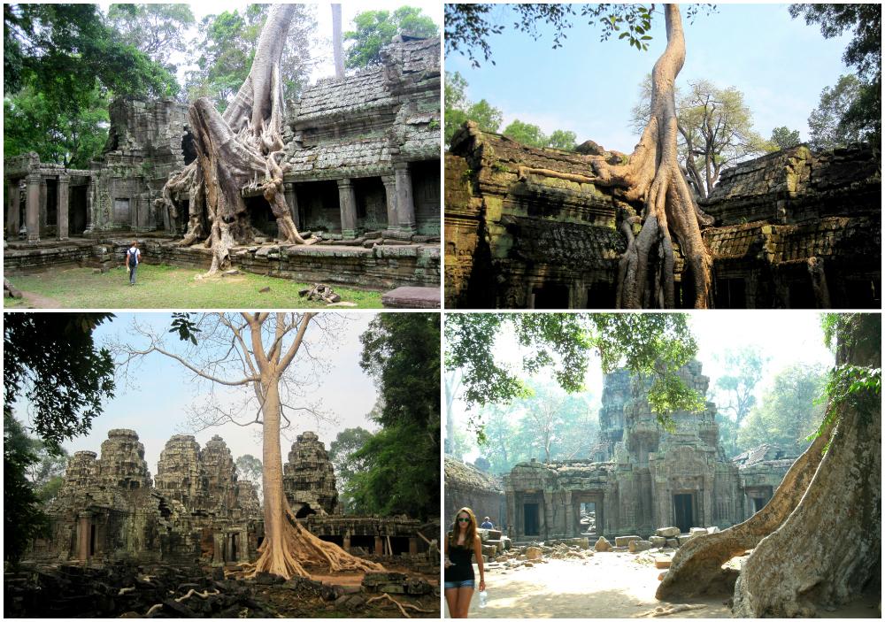 Angkor tempels bezoeken tips