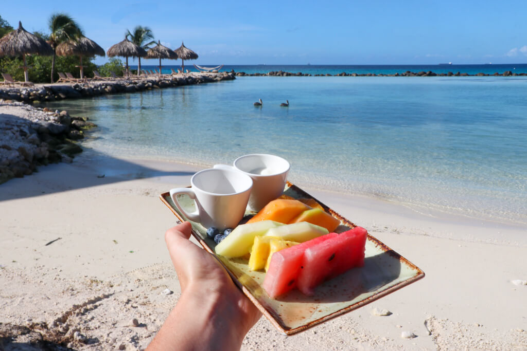 aruba restaurants renaissance island