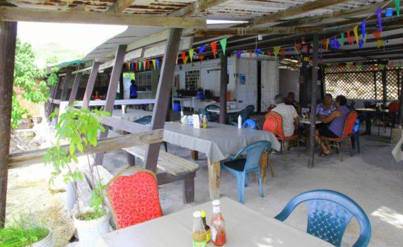 lokale restaurants Curaçao
