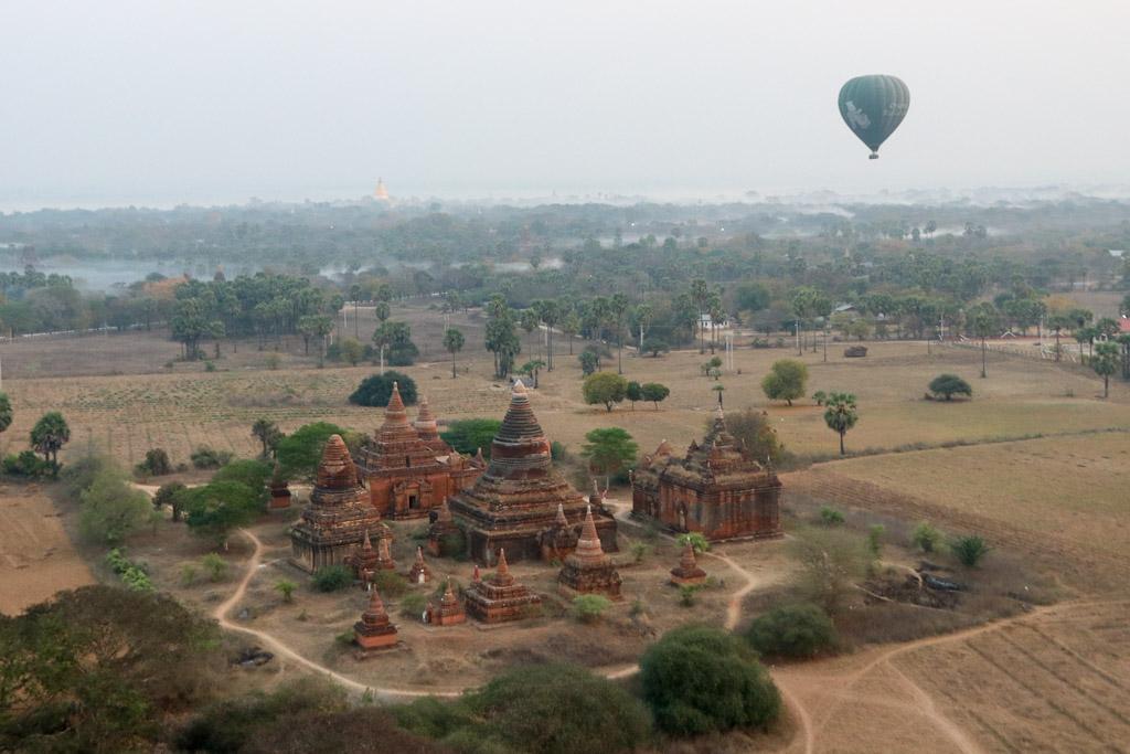 bagan luchtballon