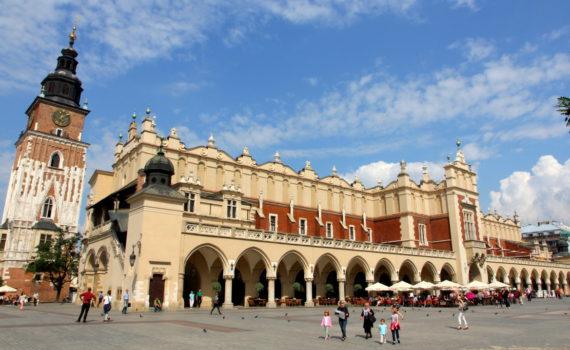 Bezienswaardigheden Krakau Stare Miasto