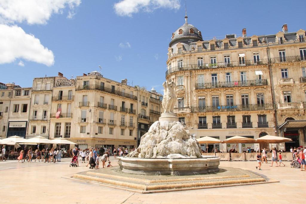 bezienswaardigheden Montpellier