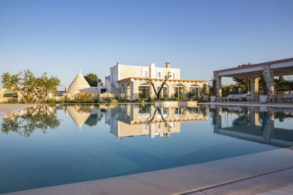 Bijzondere hotels Europa Italie
