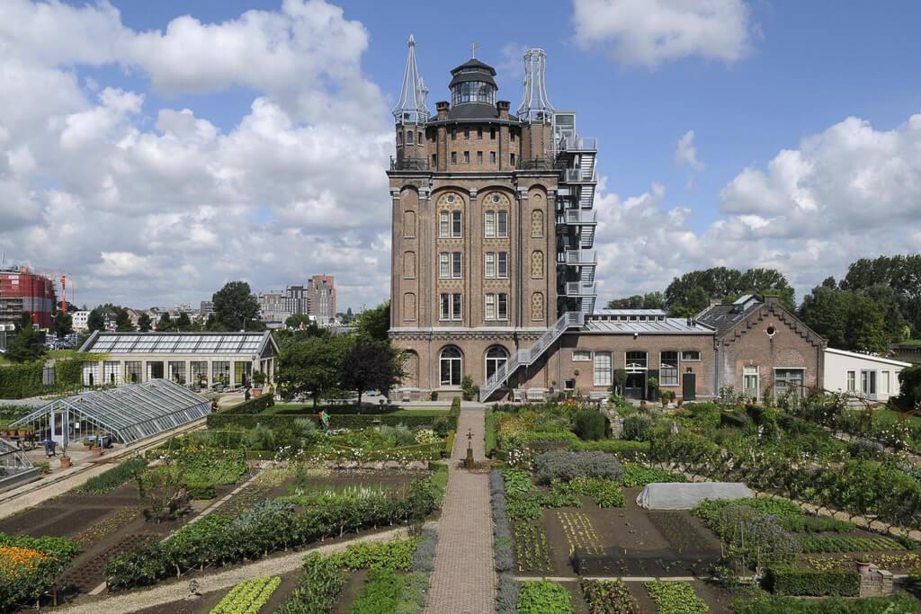 bijzondere hotels in nederland