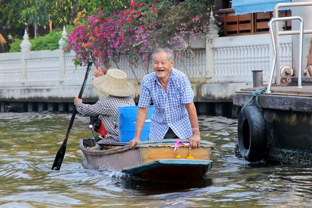 sfeer thailand of bali