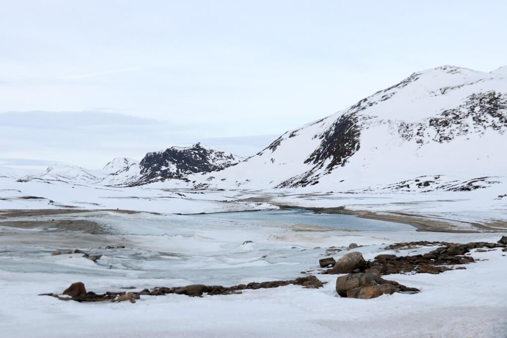 bygdin fjellhotel noorwegen
