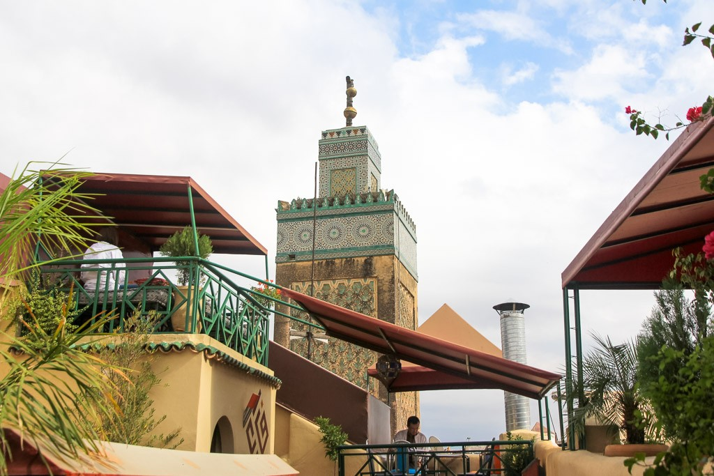 Cafe Clock Fez bezienswaardigheden
