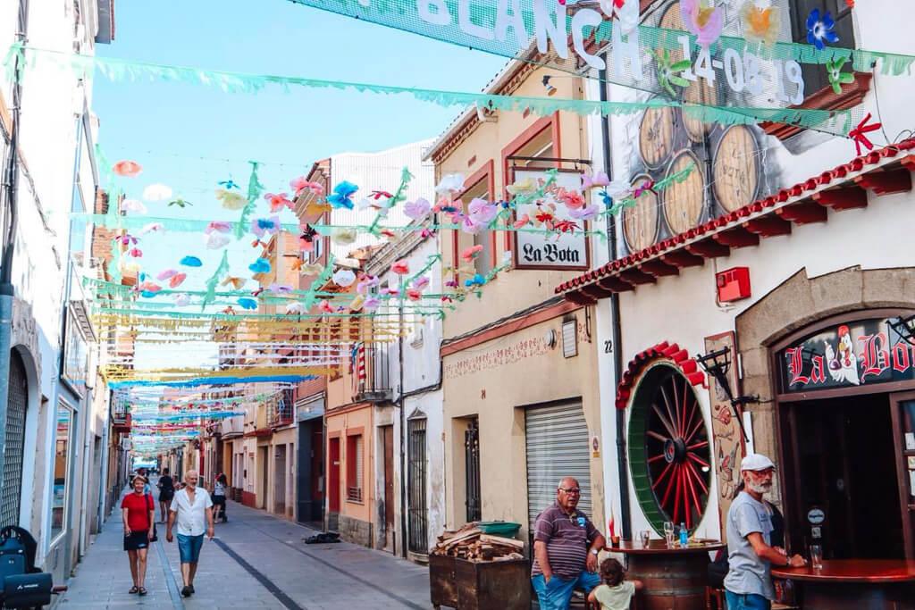 reisblog overzicht calella