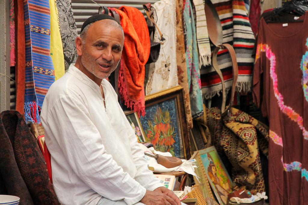 markten in tel aviv Carmel Market