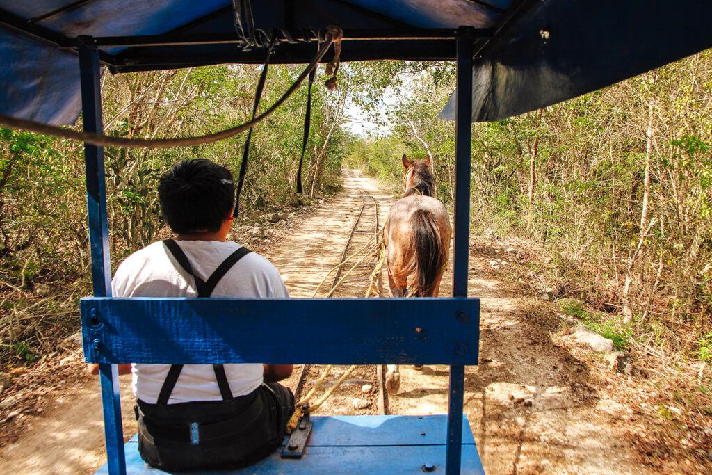 mexico route yucatan
