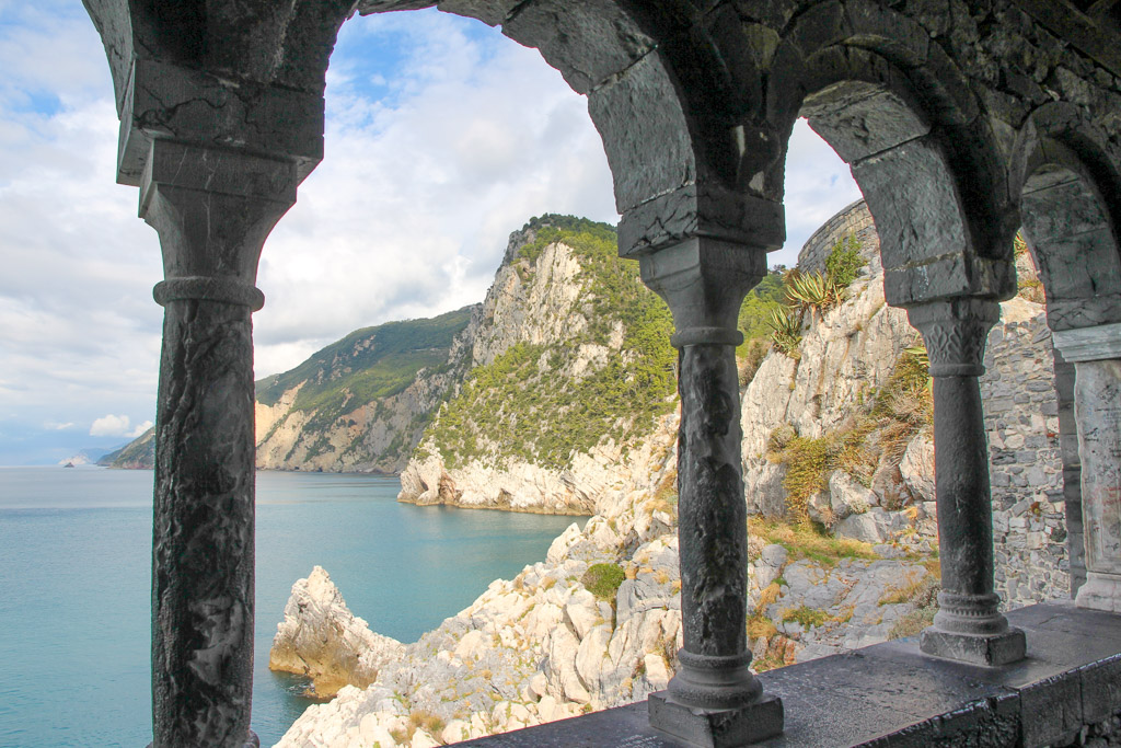 church portovenere san pietro