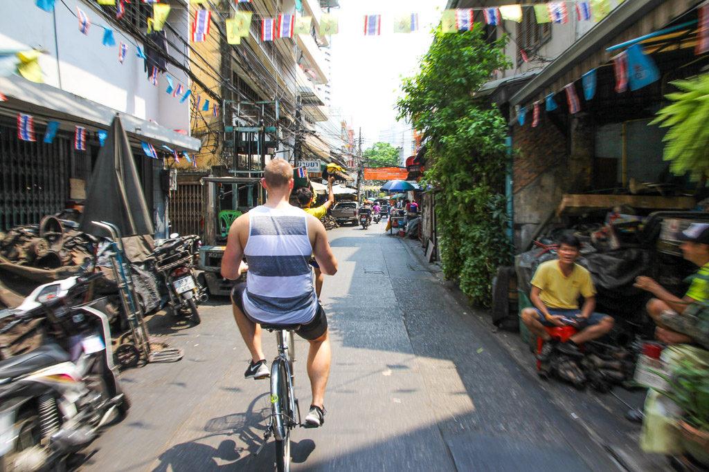 vervoer thailand of bali
