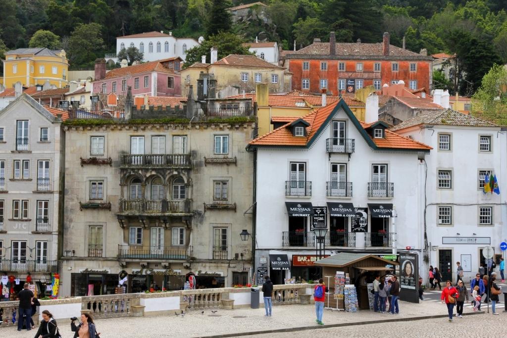 dagtrip Sintra vanuit Lissabon