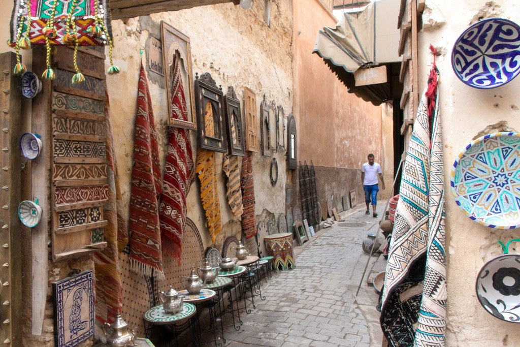 doen in Fez