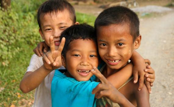 Genocide myanmar veilig