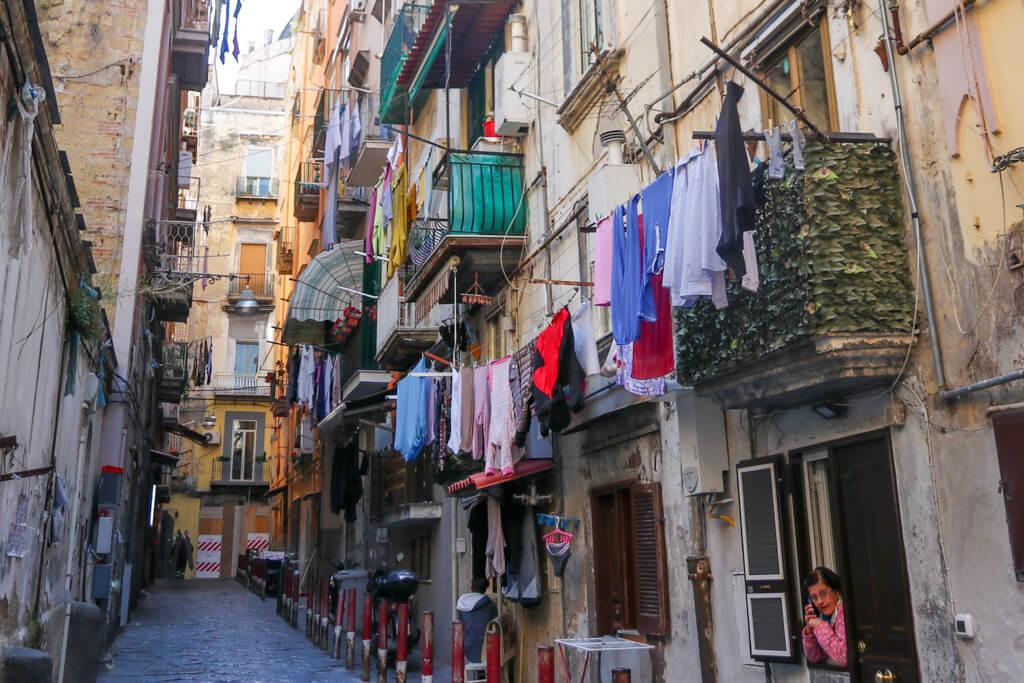 reisblog overzicht napels