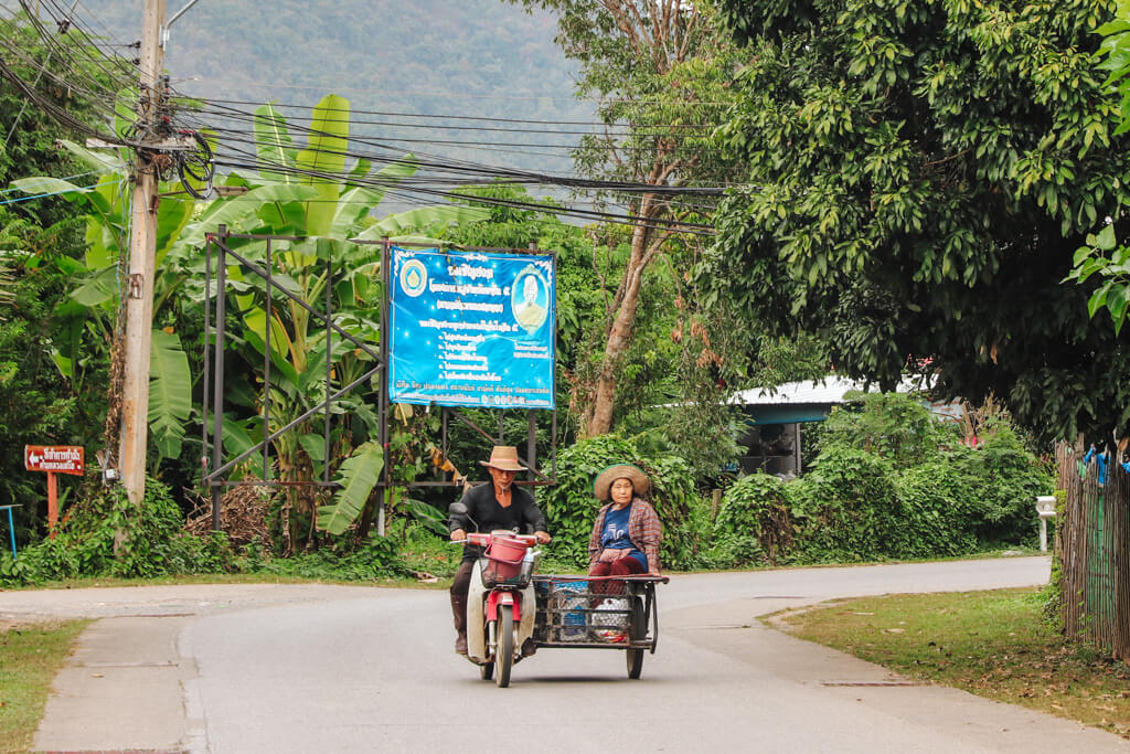 onbekende plekken thailand