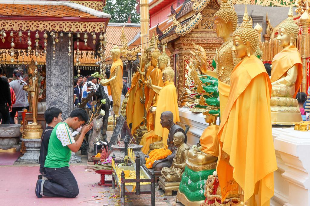 cultuur thailand of bali