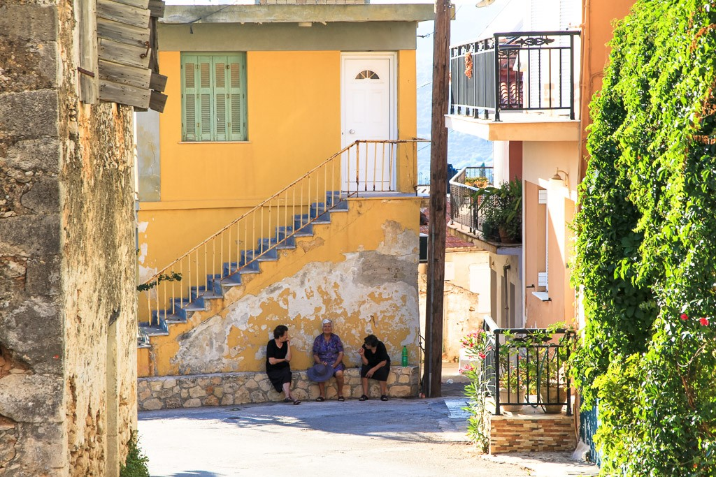 dorpjes Zakynthos