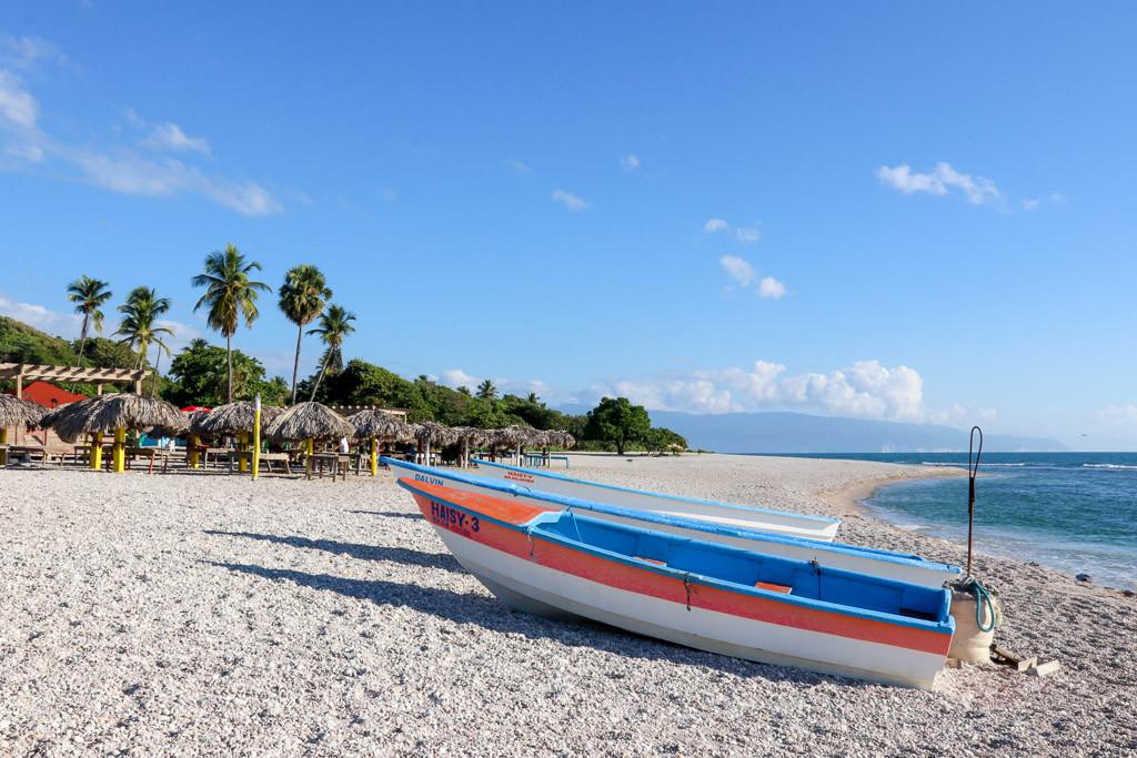 el quimaito strand dominicaanse republiek