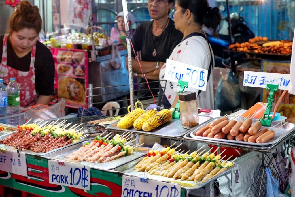 eten thailand of bali
