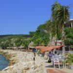 Hotspots Curaçao: eten op het strand