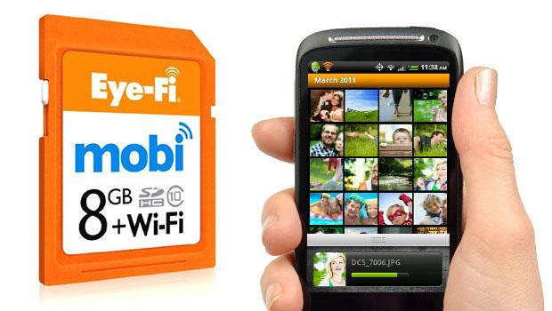 Eyefi Mobi Card