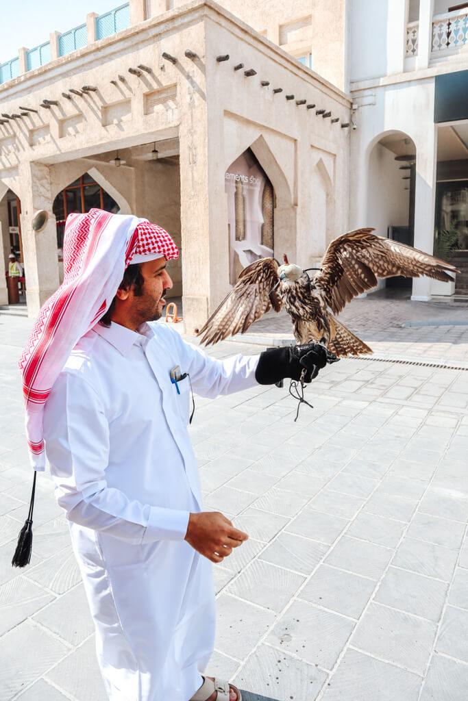 falcon souk qatar doha