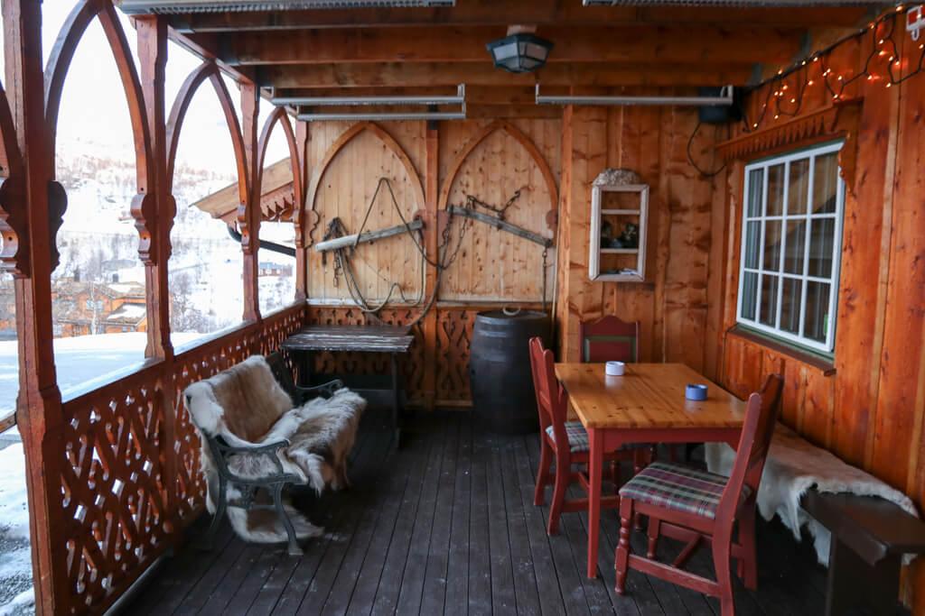 hotel noorwegen ski