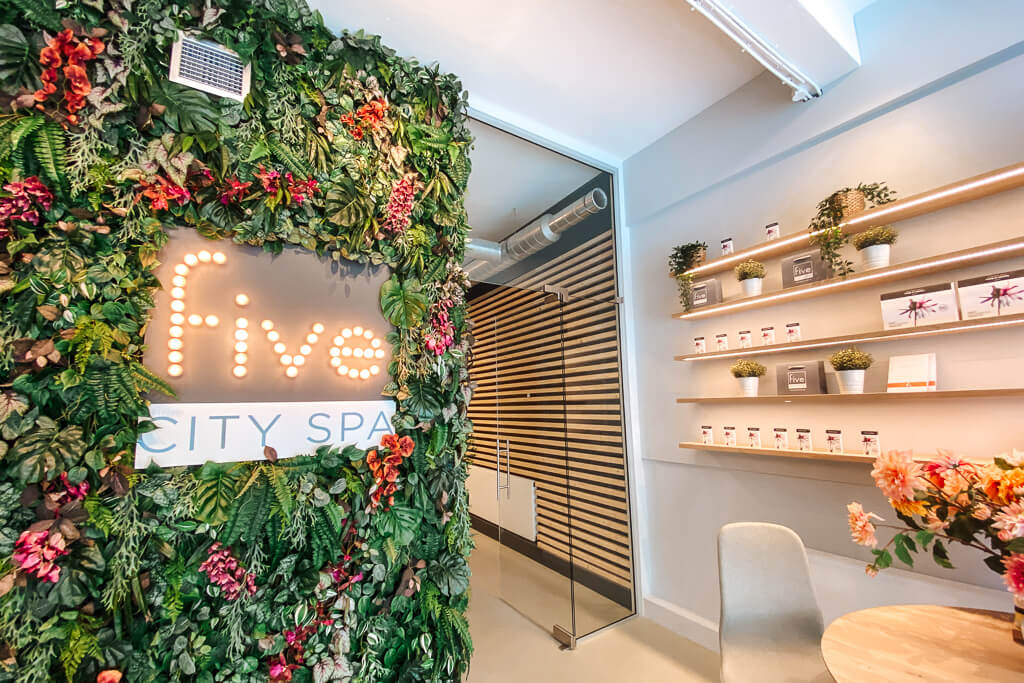 five city spa